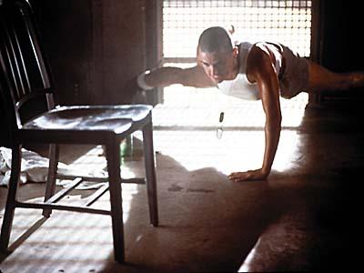 Demi Moore as G.I. Jane