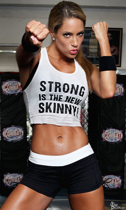 By Now Iu0027m Sure Most Of You Are Familiar With The Saying U201cStrong Is The New  Skinny.u201d It Shows Up Fairly Regularly On Fitspo Images And In Fitness  Circles As ...