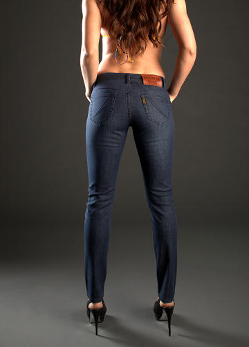 Athletic Legs Jeans