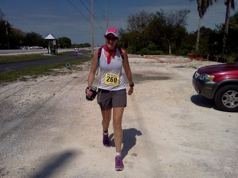 That I am still so happy at mile 30 is proof that beneath my otherwise-normal demeanor lurks a demented soul.